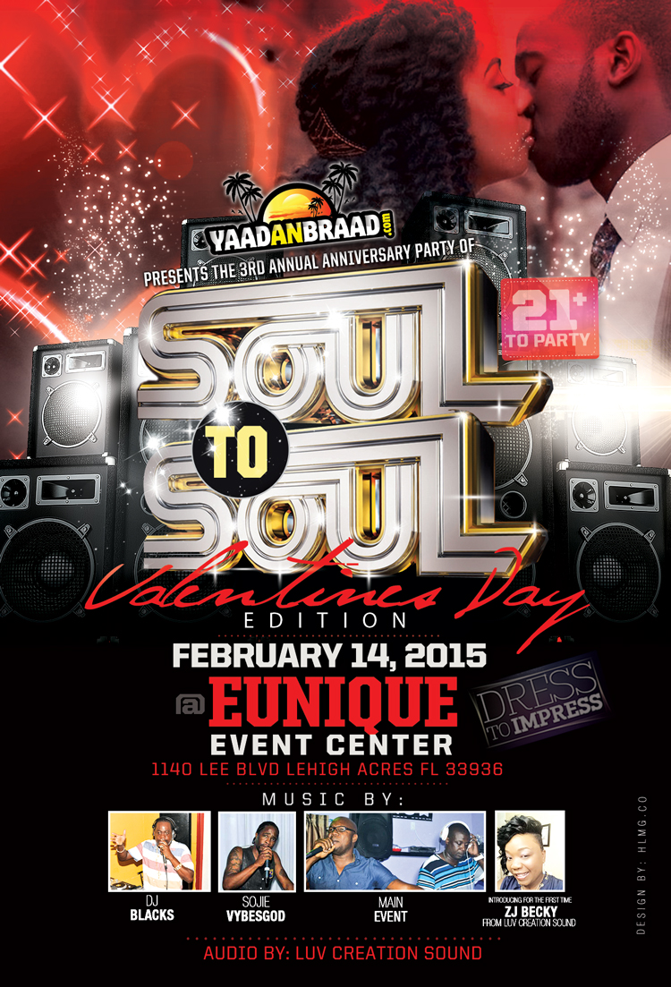 Soul to Soul Valentines Day Edition